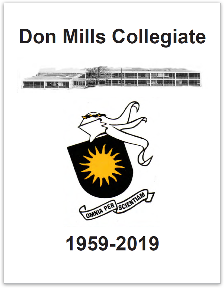 DMCI 60th Reunion Souvenir Booklet Preview